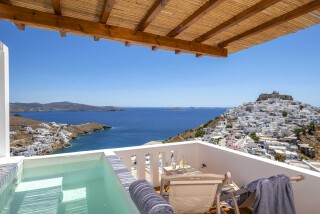 Honeymoon Suite N1 oneiro sea view (2)