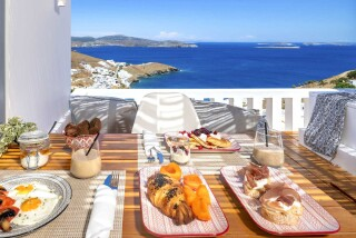 Honeymoon-Suite-N4-oneiro-greek-breakfast-with-sea-view