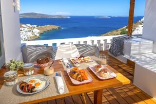 Honeymoon Suite N4 oneiro sea view