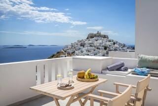 Honeymoon Suite N8 oneiro sea view balcony