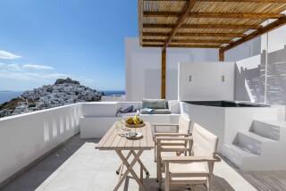 Honeymoon Suite N8 oneiro veranda