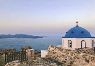 astypalaia island oneiro suites church