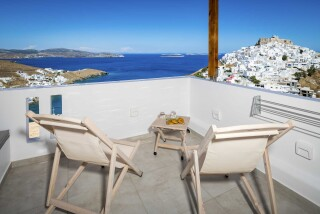 junior suite oneiro sea view